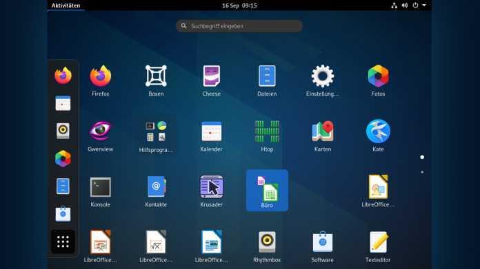 Gnome 40 als nächste Hauptversion: Desktopumgebung bekommt neues Versionsschema