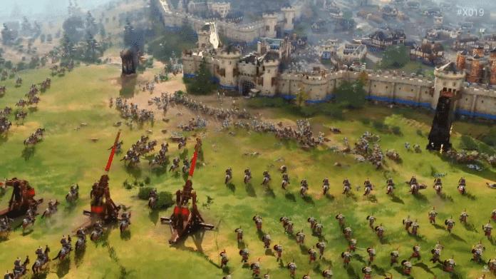 Age of Empires 4: Microsoft zeigt erste Gameplay-Szenen