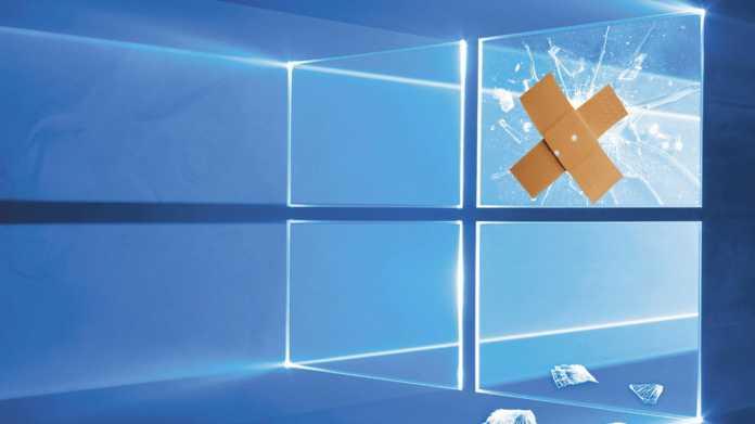 Online-Workshop: Windows 10 im Unternehmen absichern