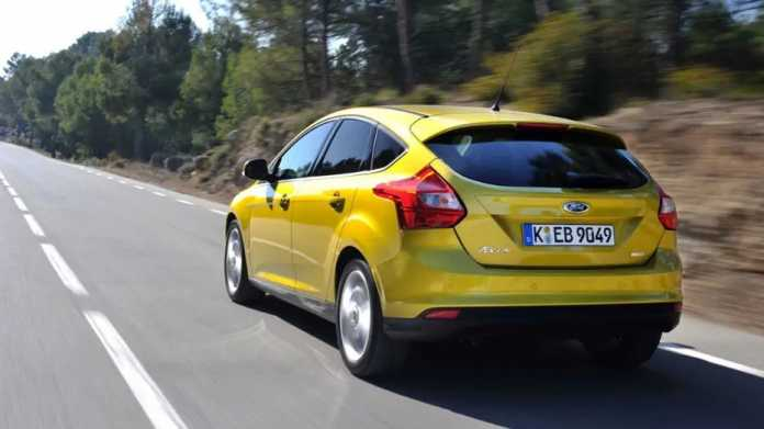 Ford Focus Mk3 in the used car check
