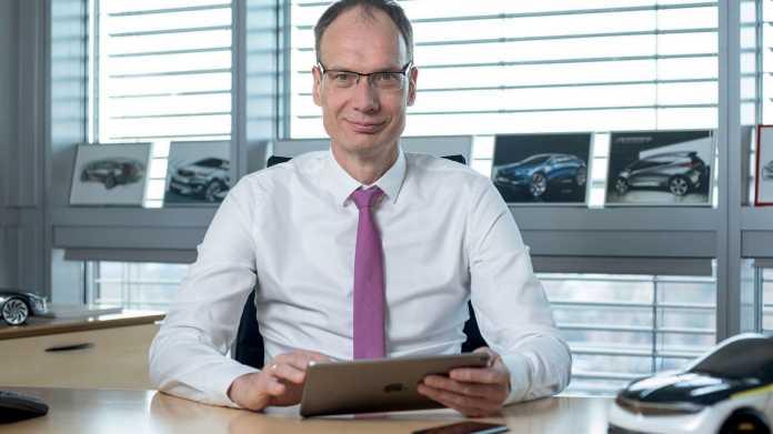 Michael Lohscheller, Opel