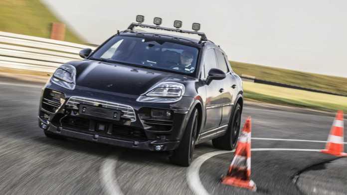 Porsche Macan 2023