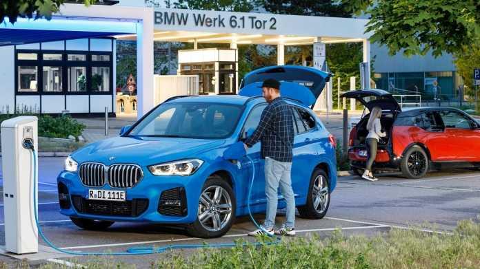 BMW X1 und i3