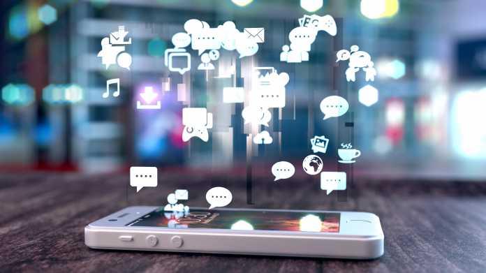 Soziale Medien / Soziale Netzwerke / Social Media