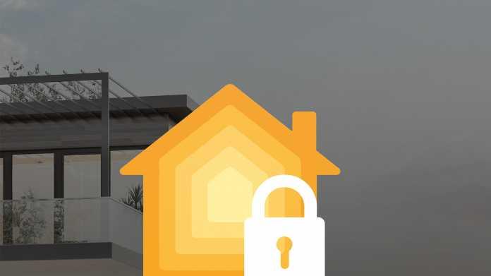 Router dengan HomeKit: Amankan rumah pintar Anda