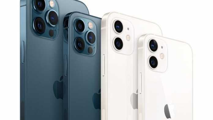 iPhone 12-Familie