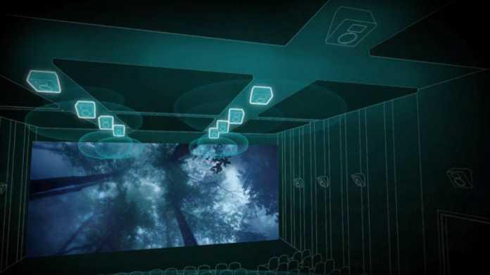 Dolby Atmos: Rundum-Sound auch in Diskotheken