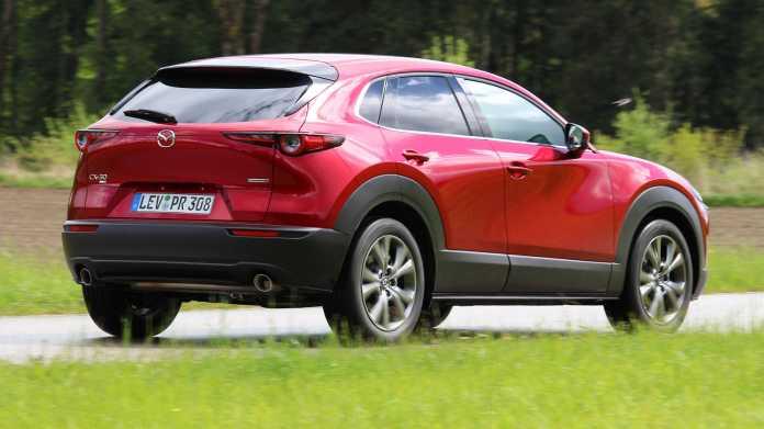 Mazda CX-30 e-Skyactiv X 2.0 M Hybrid
