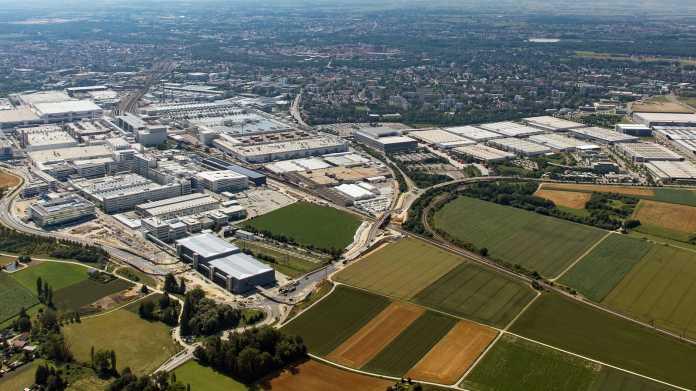 Audi Werk Ingolstadt