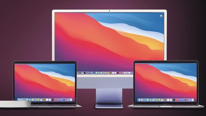 Apples M1-Macs