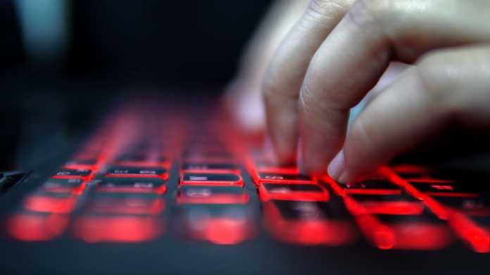 User um RGB-Keyboard