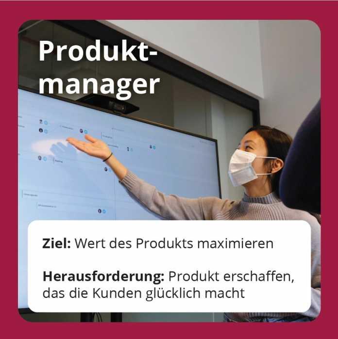 Cornelia Seraphin, Product-Owner-Hüte, Hut 5: Produktmanager
