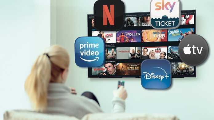 Fünf Streaming-Dienste im Vergleich: Video ohne Grenzen