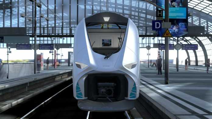 Mireo Plus B Hybridtriebzug von Siemens