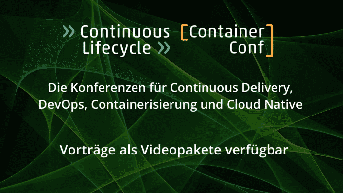 Continuous Lifecycle 2020/21: Acht Videopakte mit gebündeltem Experten-Know-how