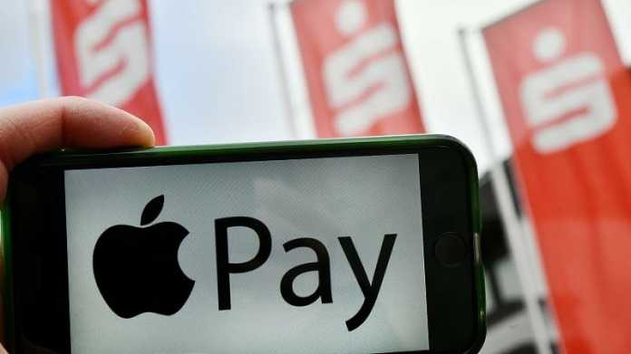 Mobil-Bezahldienst Apple Pay