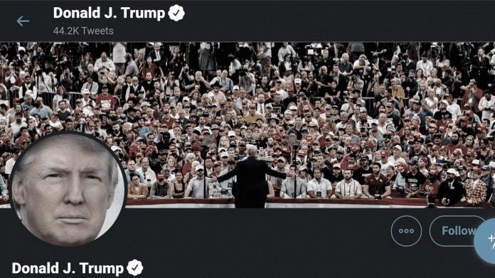 Trumps Twitter-Auftritt