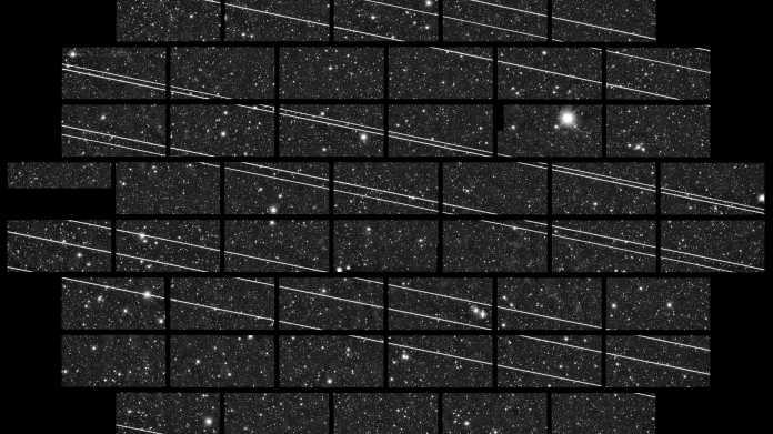 """Experten: Folgen von Starlink & Co. für Astronomie """"unerheblich"""" bis """"extrem"""""""