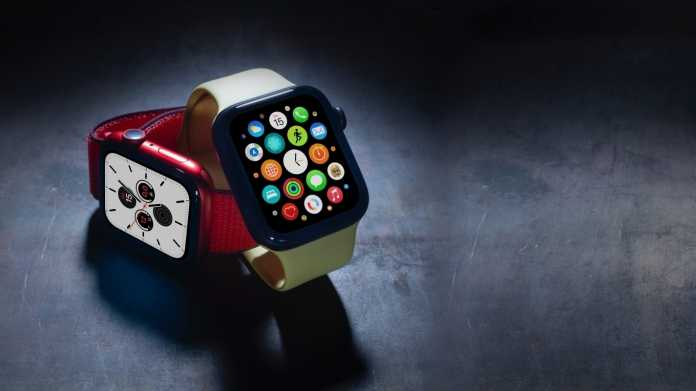 Apple Watch Series 6 und SE