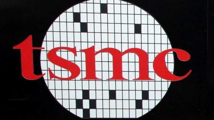 TSMC - Logo