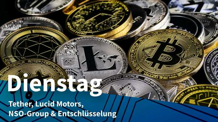 Kryptogeldmünzen