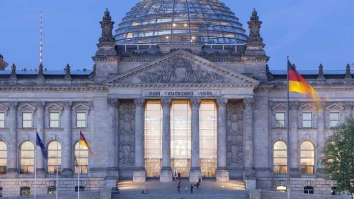 Bundestagsgebäude