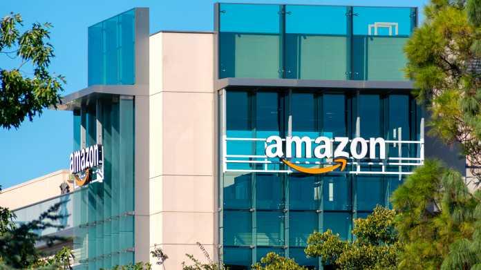 Amazon-Firmengebäude
