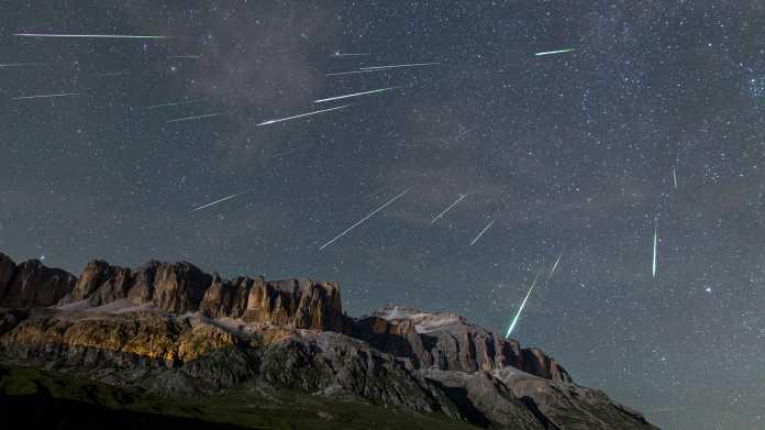 Sternschnuppen-Jagd: Perseiden 2020 finden und fotografieren