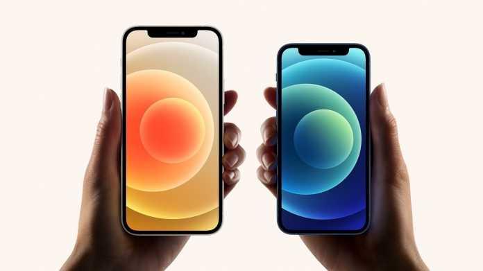 zwei iPhone 12