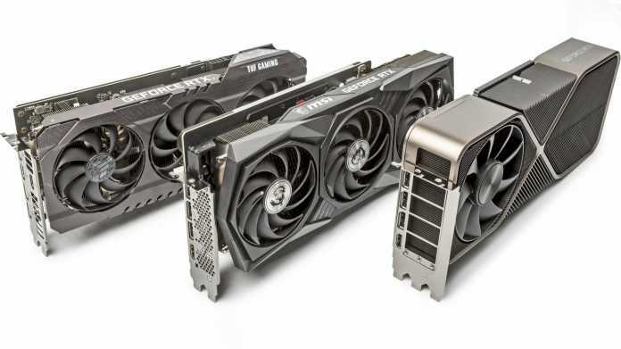 Nvidia GeForce RTX 3000 Grafikkarten
