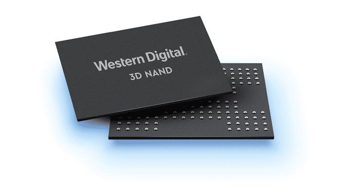 Western Digital Flash-Speicherchips