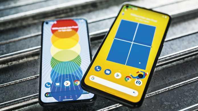 2 Pixel-Handys