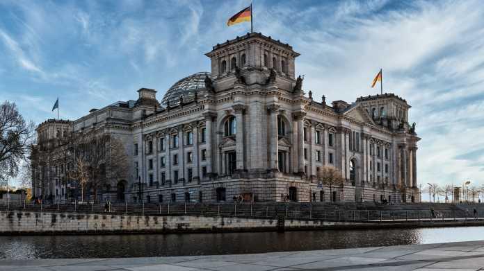 Bundestagswahl 2017 - Erste Prognose:
