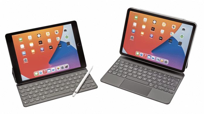 iPad 8 und iPad Air 4