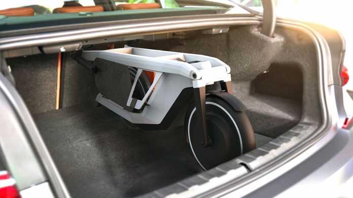 BMW Concept Clever Commute