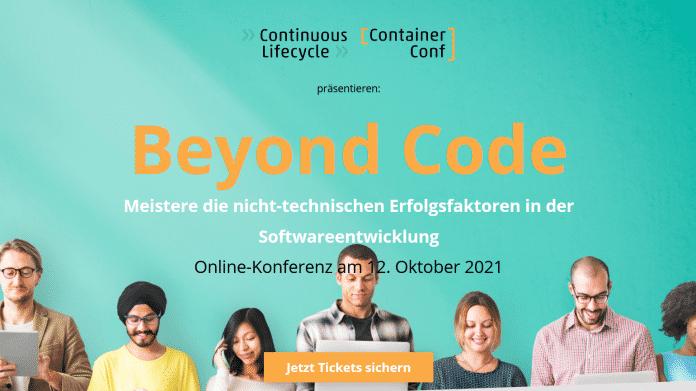 Beyond Code: Die Heise-Konferenz zu effektiver Teamarbeit in Softwareprojekten