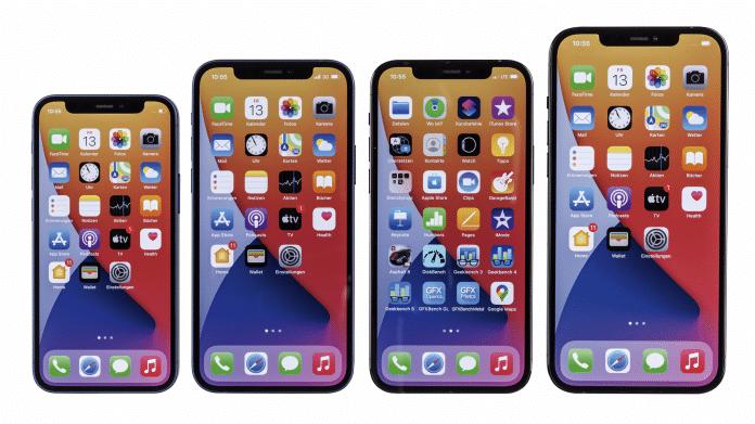 iPhone 12 –von mini bis Pro Max
