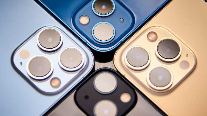 iPhone 13 und 13 Pro