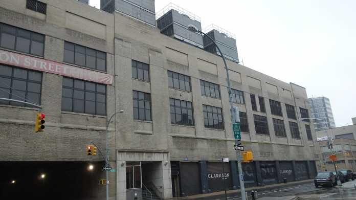 Braunes Gebäude