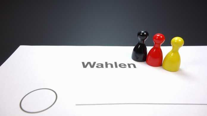 Musik, Wahl-Tinder, Navi: Das sind die Apps zur Bundestagswahl