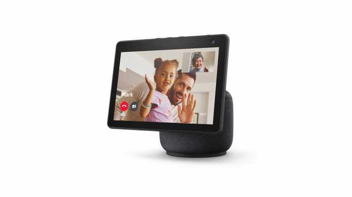 Echo Show 10: Amazons Smart Display behält Nutzer im Blick