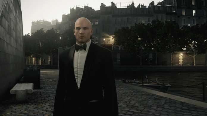 Screenshot: Der Hitman in Paris