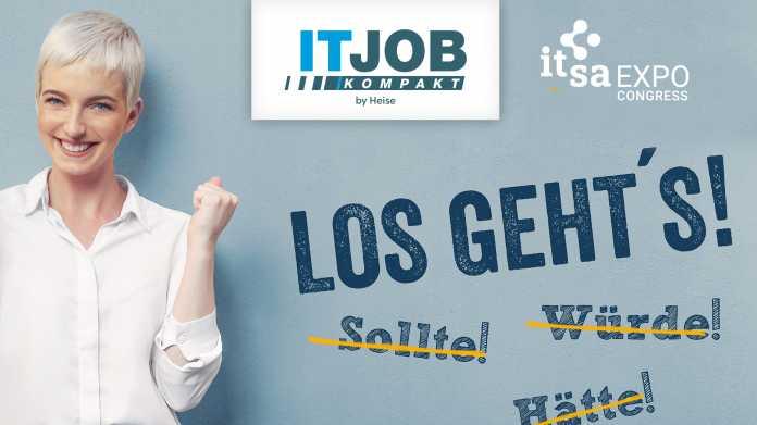 IT-Job-Kompakt: Level up your career