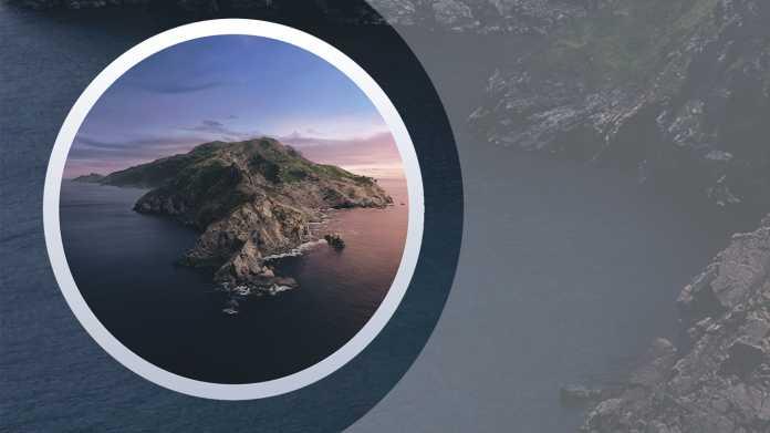 macOS Catalina: Mempersiapkan Pekerjaan Peningkatan dan Pembuangan