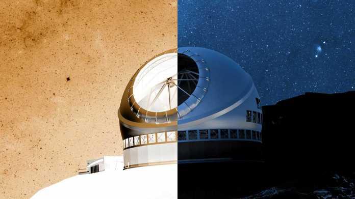 Kommentar: Proteste gegen das Thirty Meter Telescope – ein Pro und Contra