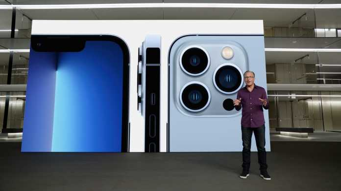 iPhone 13 Pro Max Apple Event