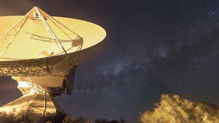 ESA: Erstmals gleichzeitig über eine Antenne zwei Raumsonden kontaktiert