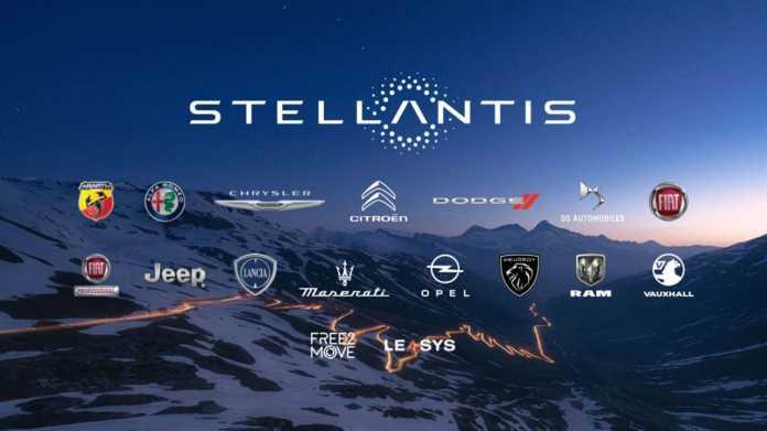 Stellantis-Konzern