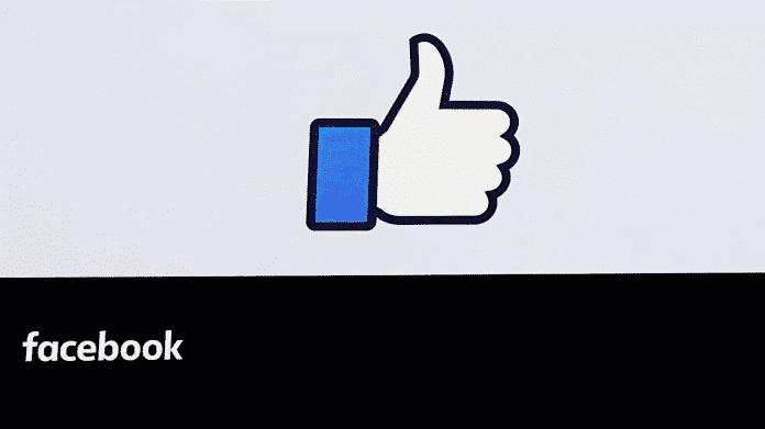 Facebook-Daumen