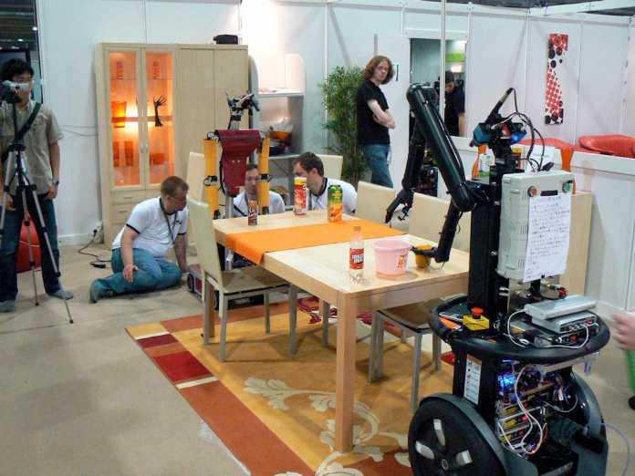 RoboCup WM 2009